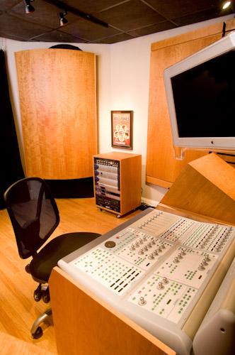 Hearst Recording Studio