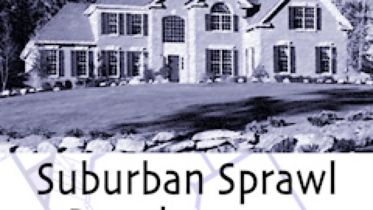 Suburban Sprawl Development, Phase I, 2003